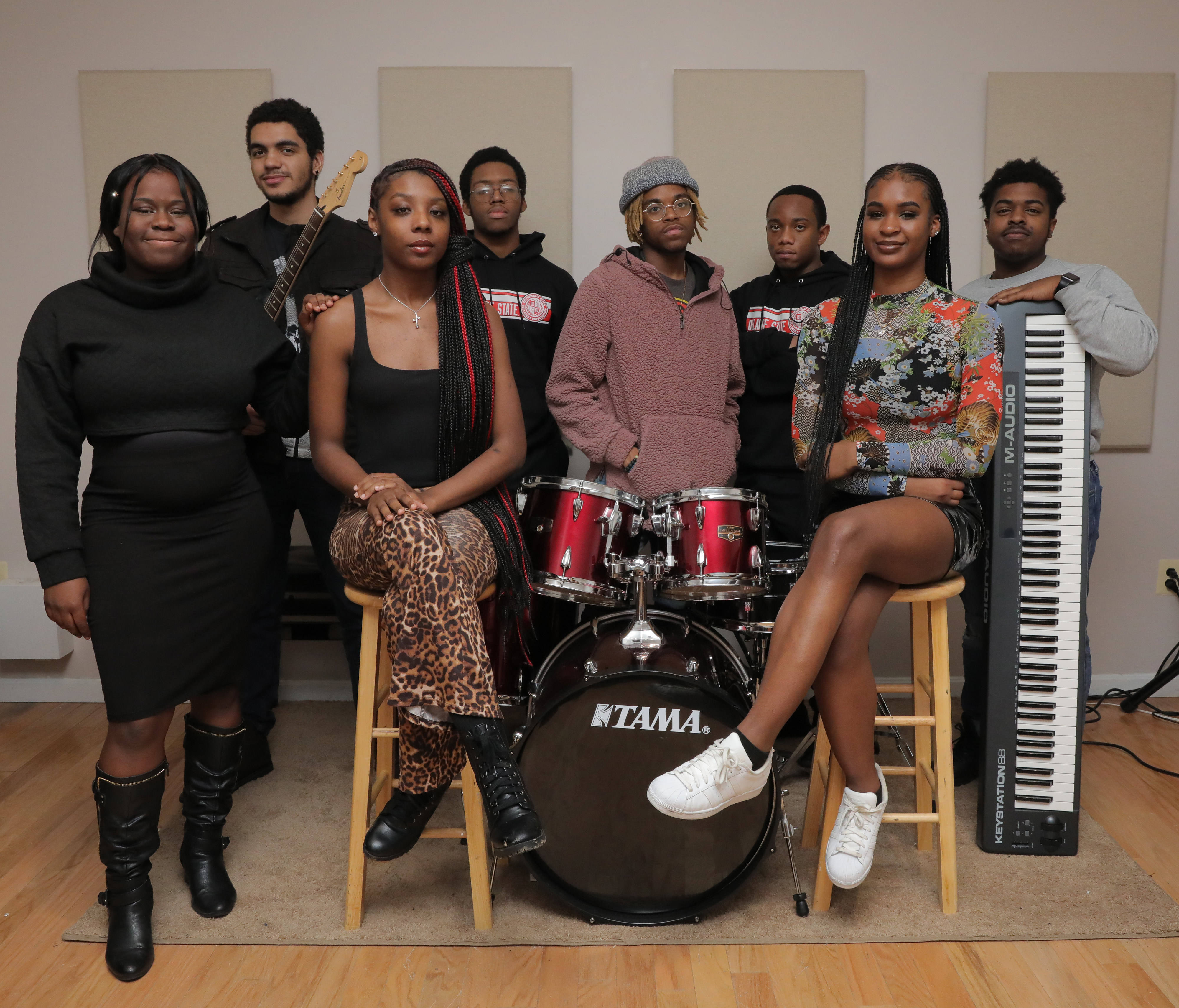 Popular Music Ensemble