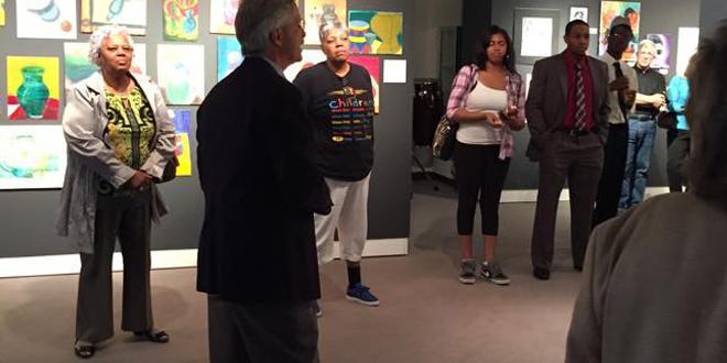 DSU Arts Center Gallery